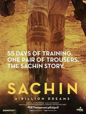 Sachin Movie Poster