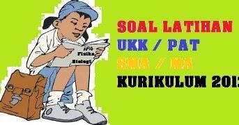 DOWNLOAD SOAL UKK / PAT SMA KELAS 11 (XI) KURIKULUM 2013 ...