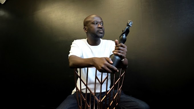 The BRITs 2019 Award: Awards Statue Designed By Ghanaian British Architect David Adjaye