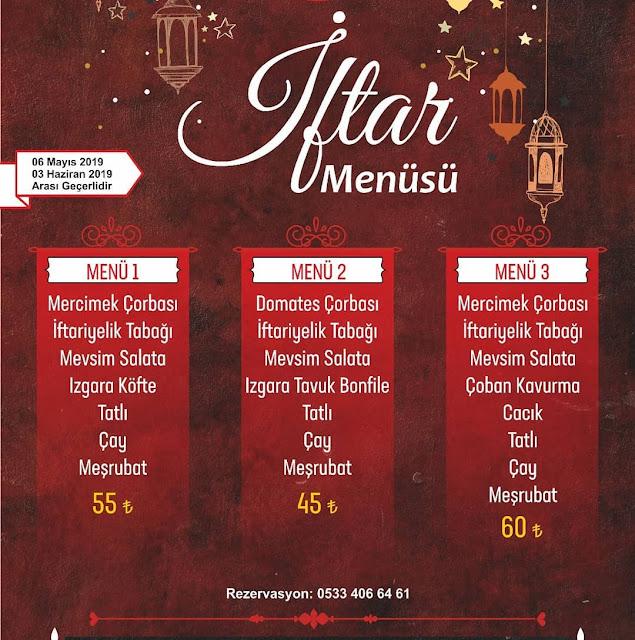 cafe de birinci beylikdüzü iftar mekanları beylikdüzü iftar menü fiyatları beylikdüzü iftar programları