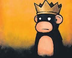 Kera Jadi Raja