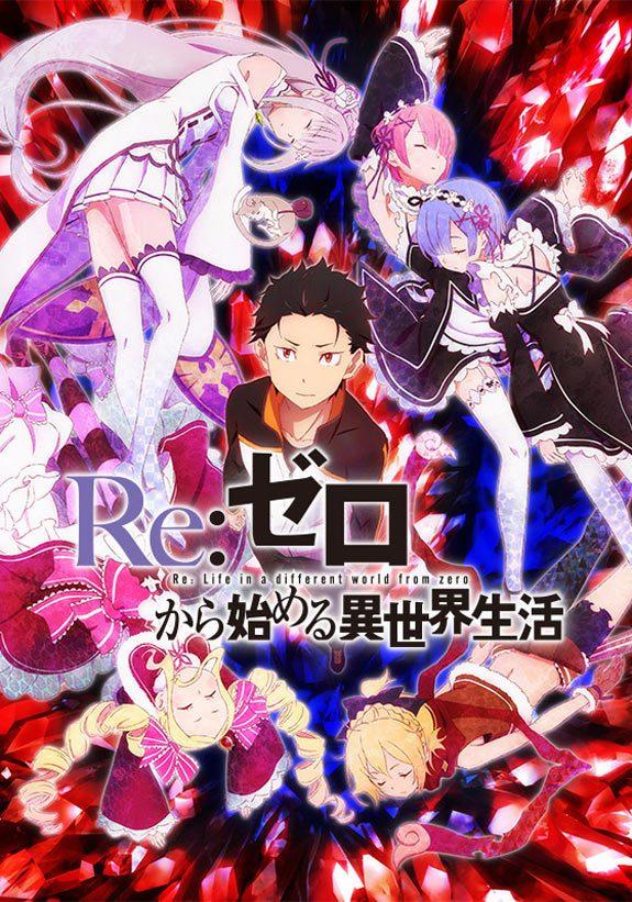 Re Zero Kara Hajimeru Isekai Seikatsu Sub Español