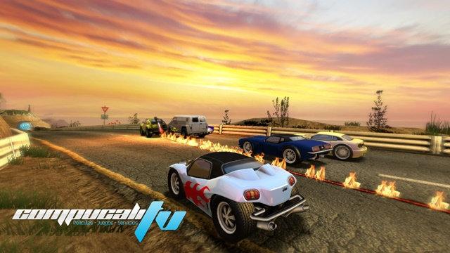 Carnage Racing PC Full Español