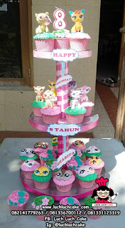 cupcake tier surabaya sidoarjo
