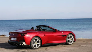 Launch of new Ferrari Rs 3.5 crores in India