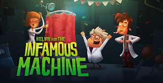 Kelvin And The Infamous Machine Apk - Free Download Android Game