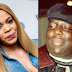 Faith Evans says she used to eat Biggie Smalls' butt