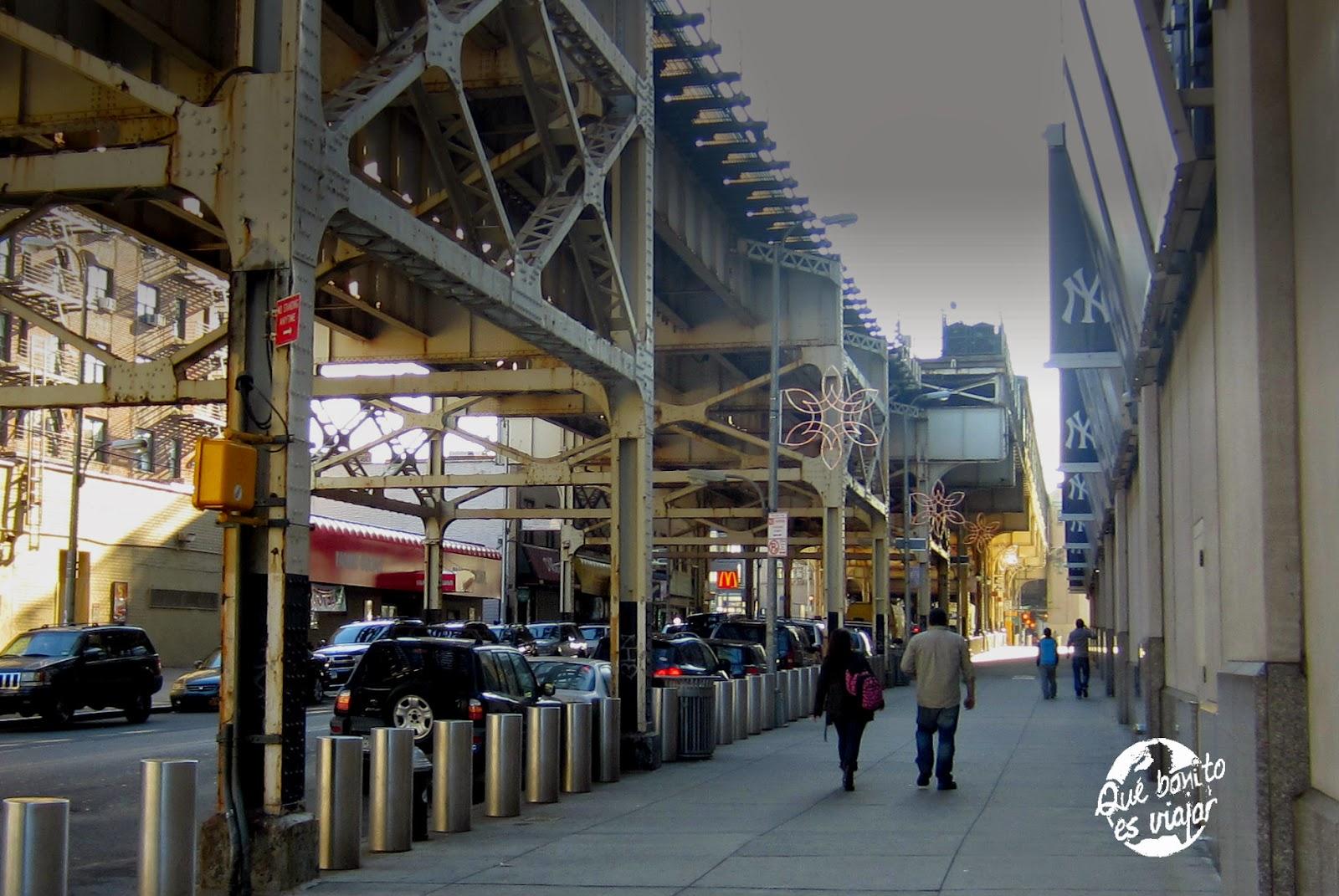 Visita al Bronx por libre