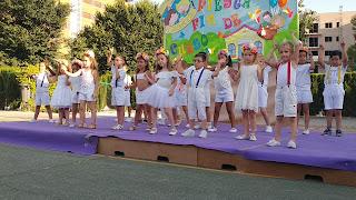 Fiesta Fin de Curso 2018 Infantil 5 años