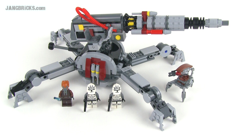 Two new 2014 LEGO Star Wars set reviews