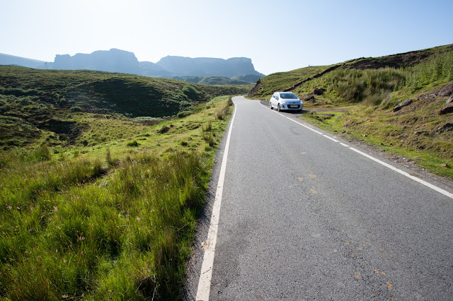 Trotternish peninsula-A85
