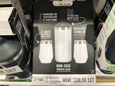 Costco 1230328 - Reduce Wine Cooler Set lets you take your wine to go