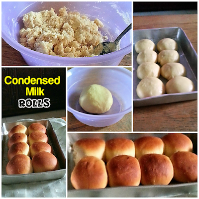 Condensed Milk Ross Recipe @ treatntrick.blogspot.com
