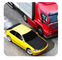 لعبة قيادة السيارات Traffic Racer مهكرة جاهزة للتحميل