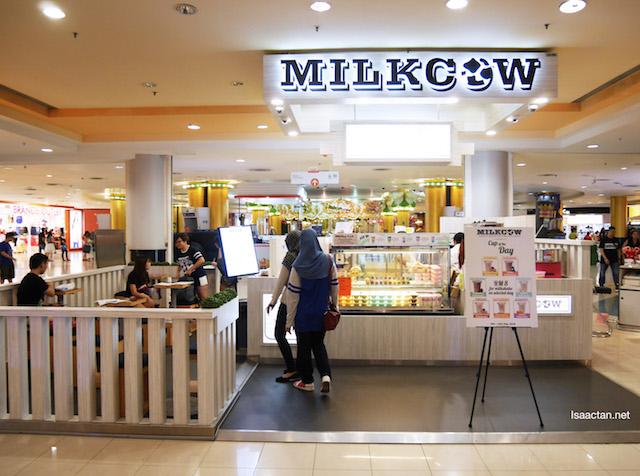 Milkcow @ Sunway Pyramid