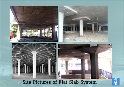 Advantages of Flat Slab System