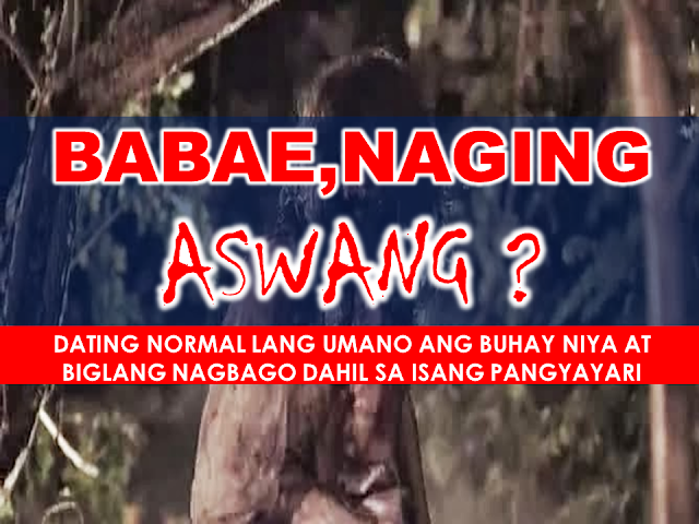"""An intrusion of a """"mysterious creature"""" believed to be a popular Filipino folklore creature """"aswang"""" in a house where a pregnant woman lives has caused panic among the residents of Brgy. Himamaog, Tagana-an, Surigao del Norte.   In a report, residents narrate that a pregnant woman in barangay Himamaog said that something or someone dark with red glaring eyes suddenly entered their house while they were sleeping. The """"thing' smells foul and fishy. The unidentified creature immediately left when they woke up and left everyone unharmed.  Image capture from GMA News  The news, however, developed fear among the residents. They made pointed bamboo spears to be used against the alleged """"aswang"""".  However, the barangay chairman said that there is no such creature in the area and it may be most likely thieves and it's just the way they are using to victimized the residents. The police are going to conduct an investigation regarding this matter  On February this year, another alleged """"aswang"""" attack has been reported by RMN Ilo-ilo on their social media page with pictures showing the ravages caused by the said creature.  They allegedly saw a man with red glaring eyes attacking the chickens. A total of 7 chickens were brutally torn apart by the creature.    A lot of similar stories are circulating in different parts of the country since time immemorial but the truth about """"aswang"""" is yet to be proven whether it is true or myth. In this modern age, people only believe what they see with their own eyes or what is actually caught on a video. The existence of these creatures will remain a mystery until enough proof of its existence comes out. RECOMMENDED:  """"She became restless.She disappears while we are asleep,""""  Totoy said.  Totoy also narrated that Azon's attention can be easily caught by the sight of pregnant women. Almost every night, his Ate Azon disappears.Until one night, he witnessed a horrible occurrence with his own eyes. """"She got up from our bed, went out of the door a"""