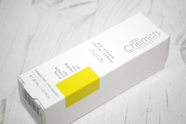 skinChemists Bee Venom facial Serum