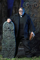 SDCC 2018 NECA Guillermo del Toro 8inch Scale Clothed Action Figure