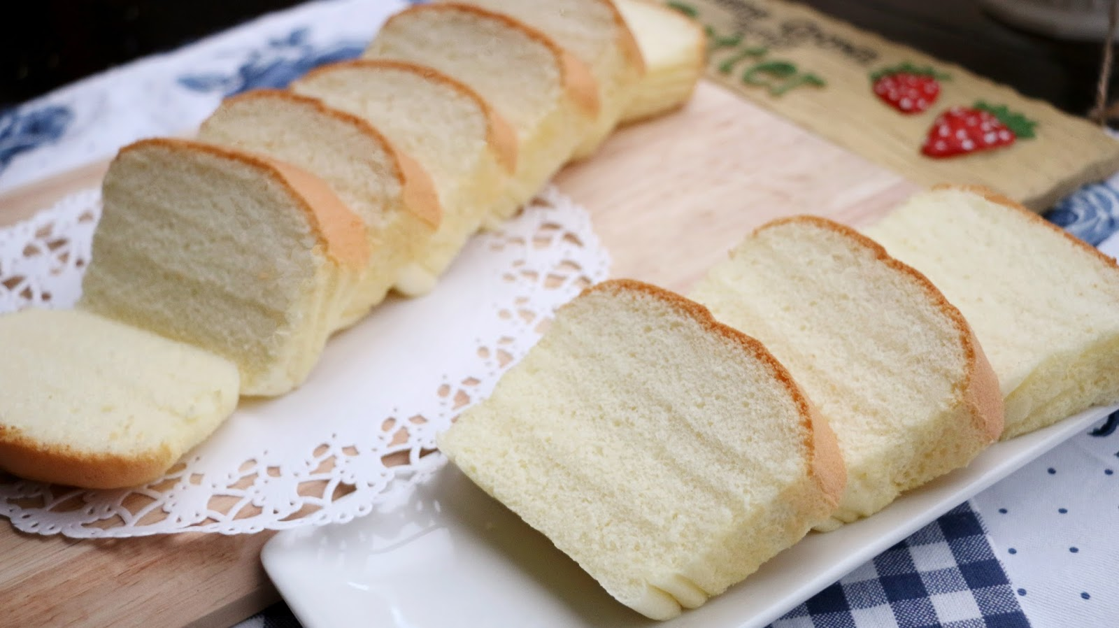 Cotton Soft Sponge Cake Recipe