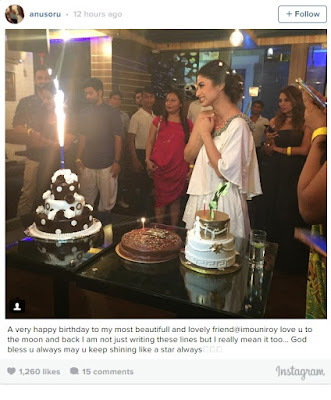 Mouni Roy Birthday Party/Bash Pics/Pictures/Images