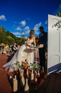 оформление свадьбы Валуево