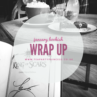 January Bookish Wrap Up