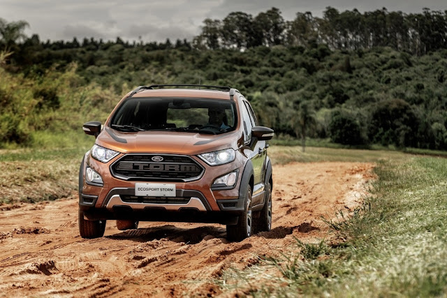 Ford EcoSport 2018 4x4 AT Storm