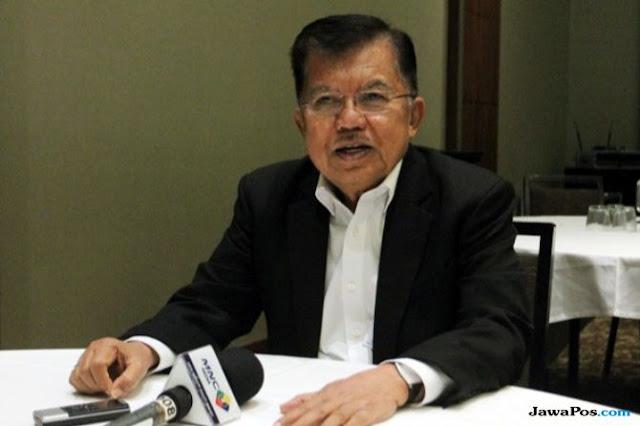 41 anggota DPRD Kota Malang Jadi Tersangka Korupsi, JK: Kesialan Itu!