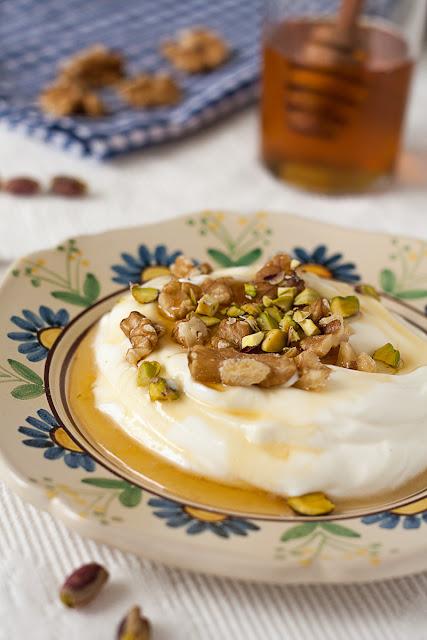 Grčki jogurt sa medom