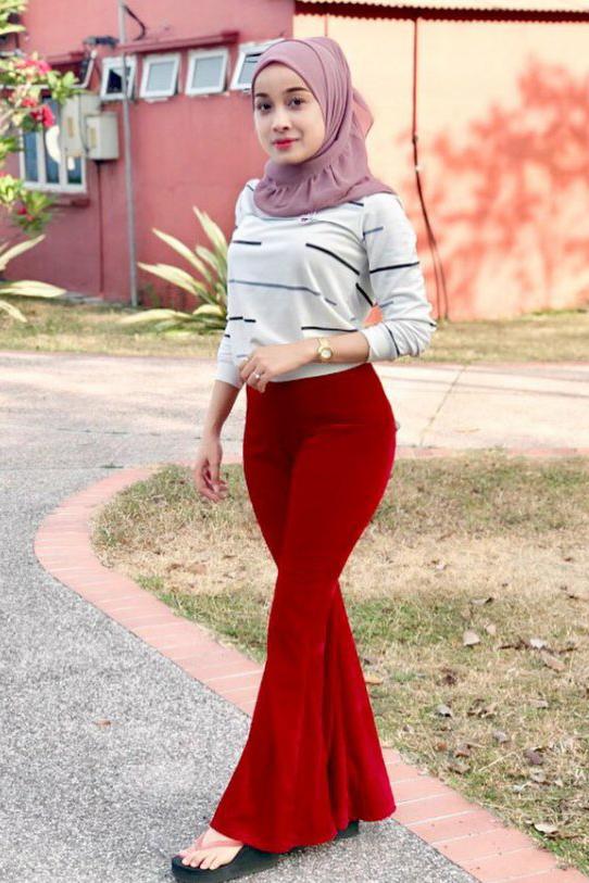 jilbab ecer harga grosir jilbab seksi dan hot manis Toge