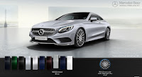 Mercedes S500 4MATIC Coupe 2017 màu Bạc Diamond 988