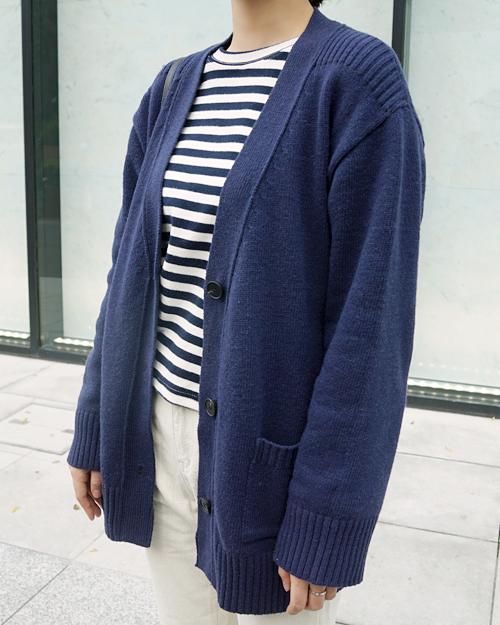[11Street] Basic Wool Cardigan