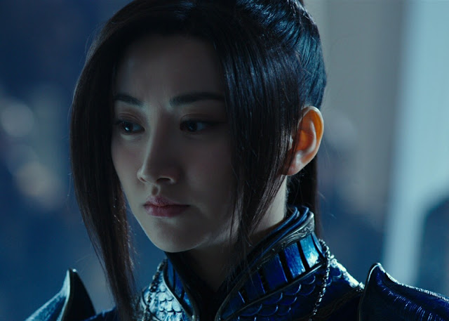 Cantiknya Jing Tian, Pemeran Jenderal Lin dalam Film The Great Wall