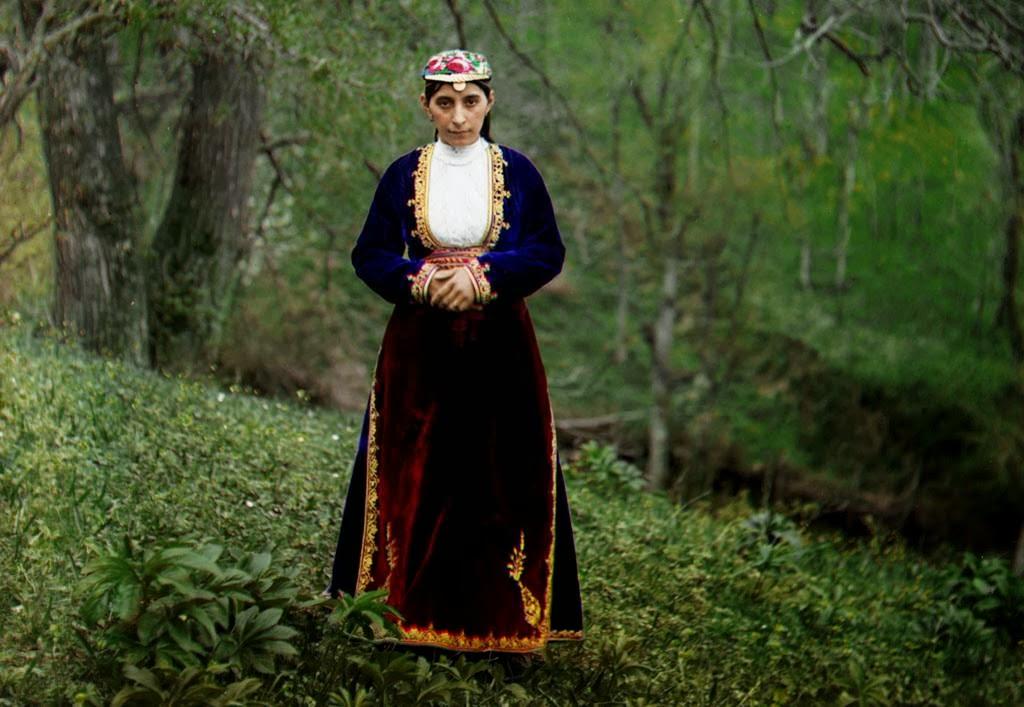 The Century Old Color Photographs of Prokudin Gorsky Kuriositas