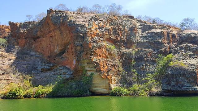 Cânion do Xingó, Maravilha de Sergipe