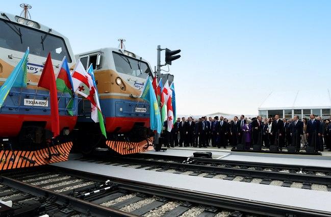 Маршрут Баку-Тбилиси-Карс принесет стабильность иразвитие всему региону— Ильхам Алиев