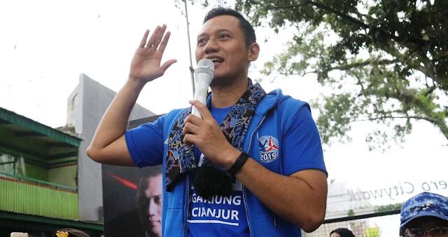 "AHY Sangat Kecewa Jokowi, ""Zaman SBY Lebih dari Sejuta Guru Honorer Diangkat PNS"""