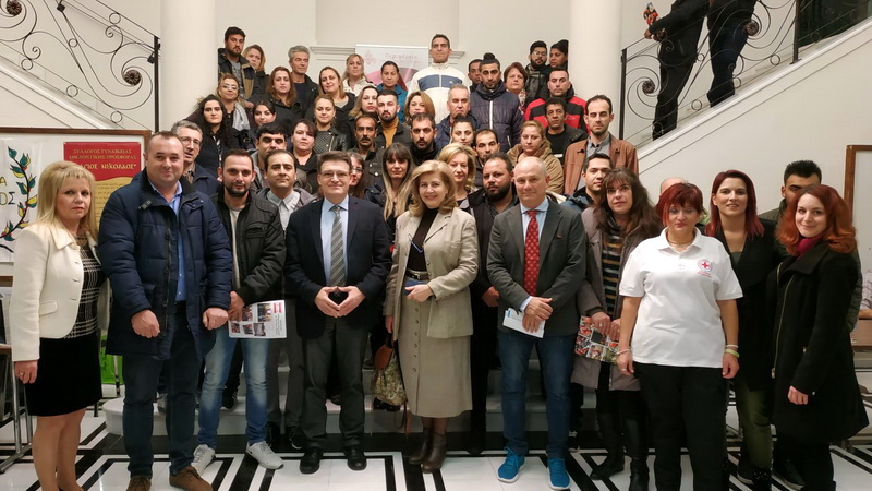 Αλεξανδρούπολη: Γιορτή για την Παγκόσμια Ημέρα Εθελοντισμού - Οι εθελοντές παρουσίασαν το έργο τους