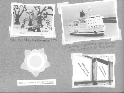 Mr Rusty's Magic Roundabout Scrapbook, from Zen And The Magic Of Roundabout Maintenance by Roger and Nigel Planer