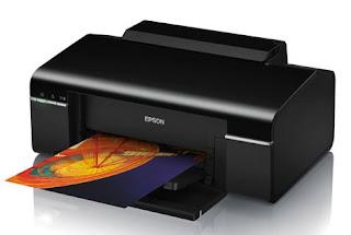 Review Pemakaian Printer Epson Stylus Photo T60