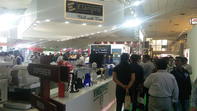 Elanpro at AAHAR