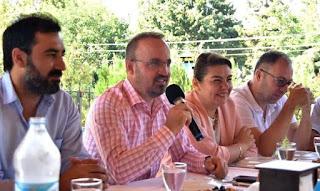 Bülent Turan'dan dolar açıklaması