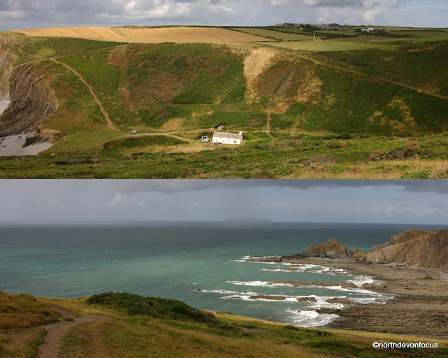 North Devon Coast and Country Chronicle: Wish you were here