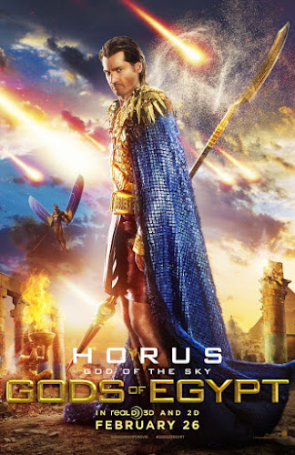 Gods of Egypt (BRRip 1080p Dual Latino / Ingles) (2016)