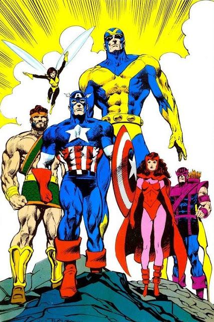 Hawkeye trong đội Avengers