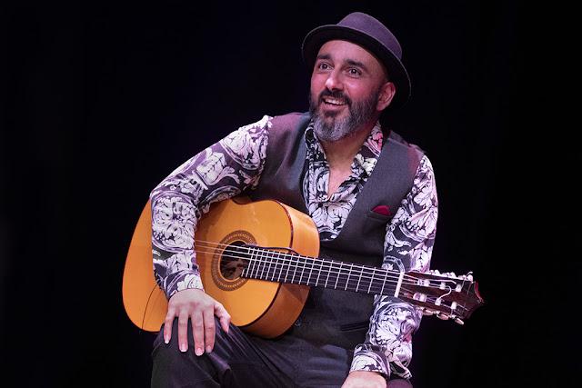 Rycardo Moreno - Centro Cultural Nicolás Salmerón (Madrid) - 29/11/2018