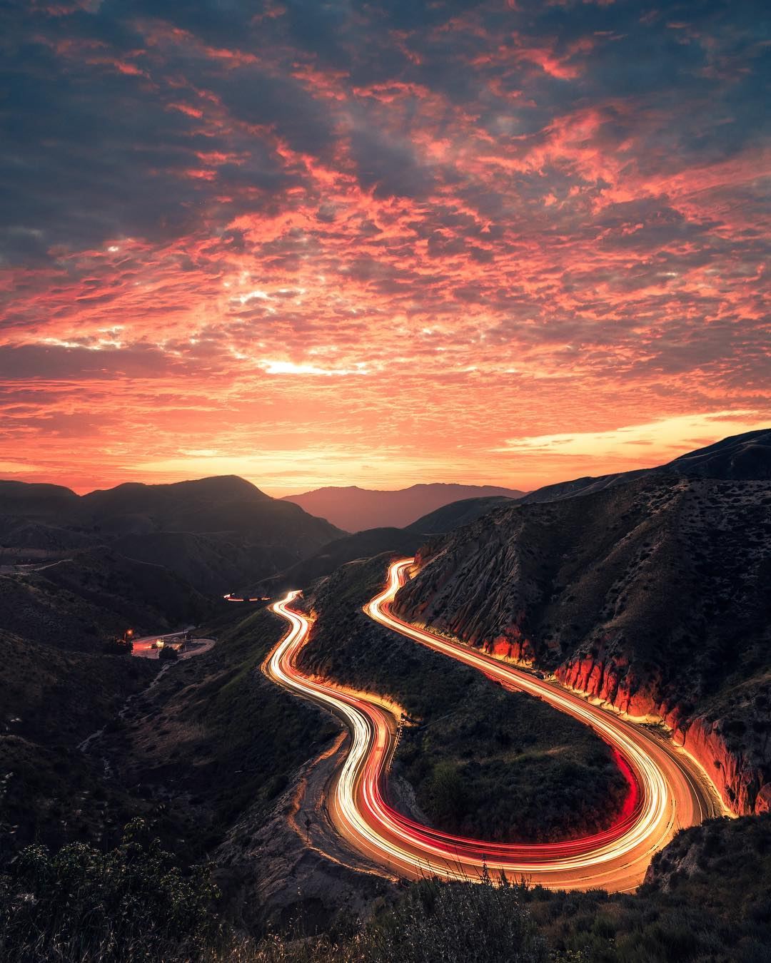 Пейзажи Калифорнии