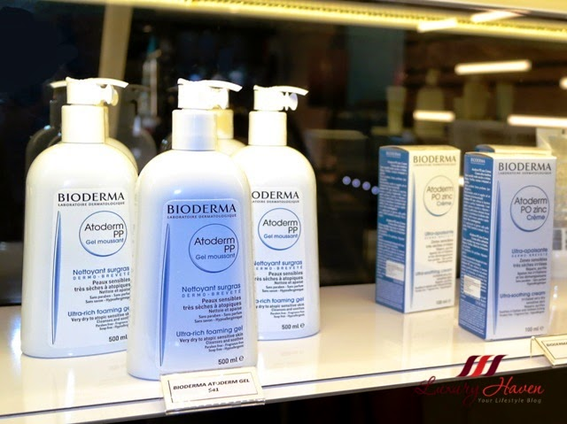 eha skincare bioderma atoderm pp gel moussant