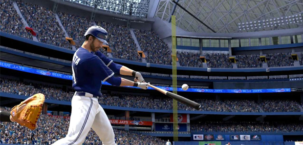 MLB 14 The Show PS4 Gameplay